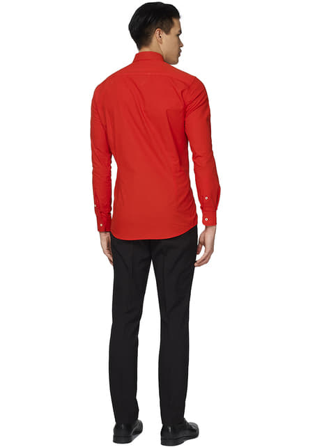 Red Devil Opposuit shirt voor mannen