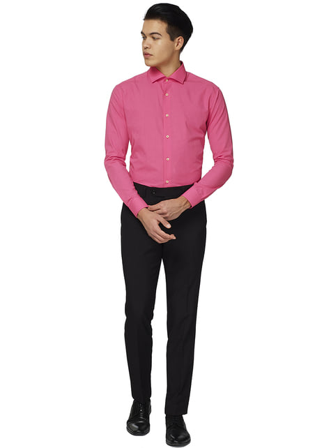 Mr Pink Opposuit shirt for men