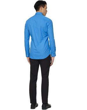 पुरुषों के लिए ब्लू स्टील ओपोसिट शर्ट