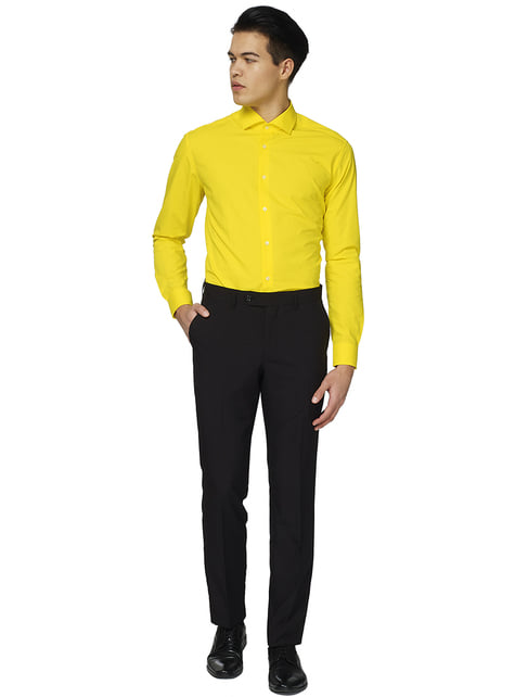 Chemise Yellow Fellow Opposuit homme