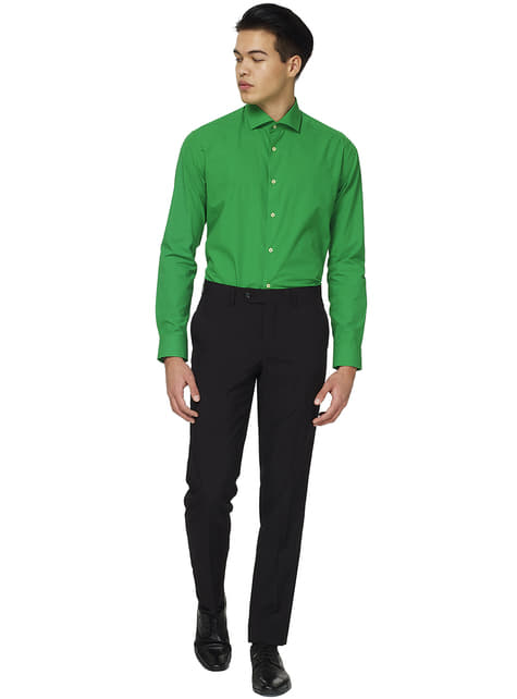 Camisa Evergreen Opposuit para hombre