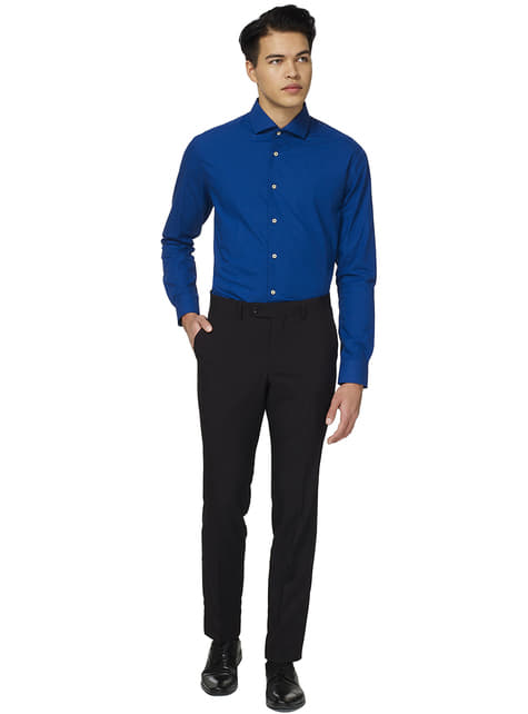 Camisa Navy Royale Opposuit para hombre