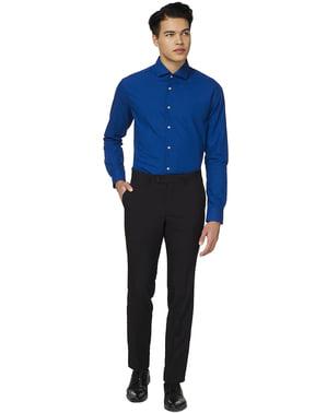 पुरुषों के लिए नेवी रोयाले ओपोसिट शर्ट
