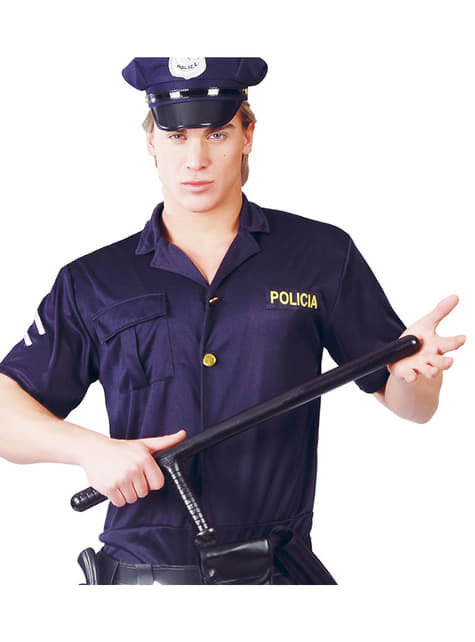 Moca de chefe de polícia