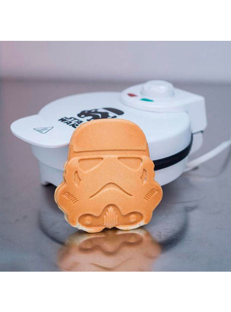 Máquina de gofres de Stormtrooper - Star Wars - comprar