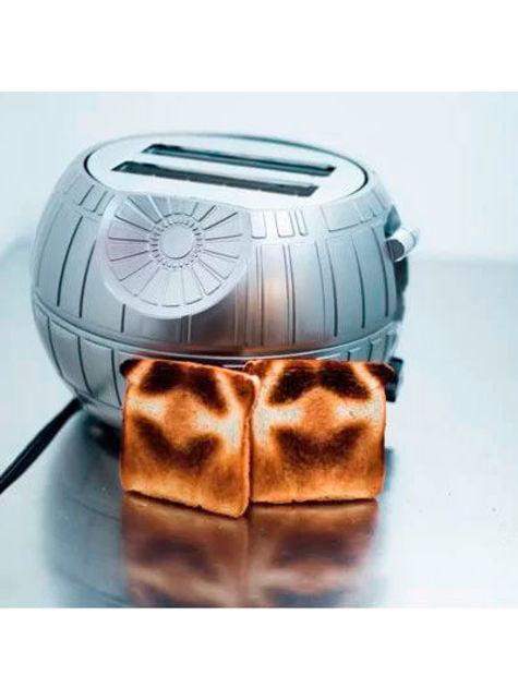 Tostadora de Estrella de la Muerte - Star Wars - barato