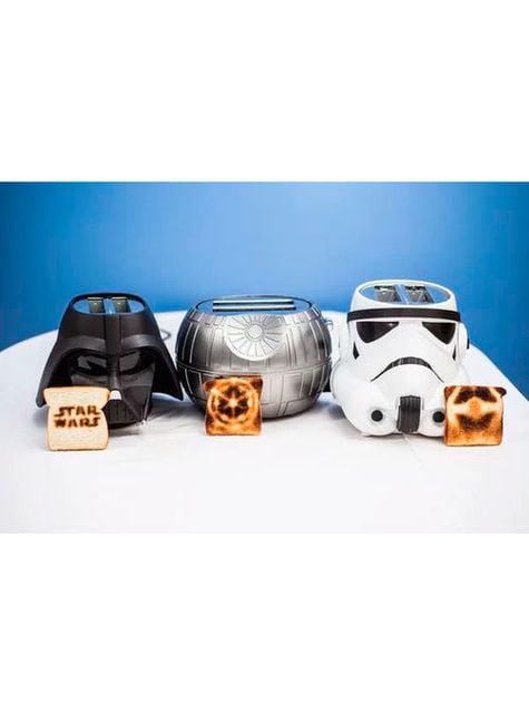 Tostadora de Estrella de la Muerte - Star Wars - comprar