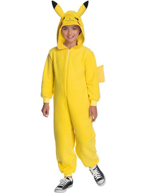 Disfraz de Pikachu para niño - Pokemon