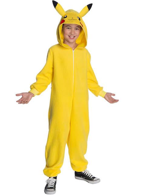 Disfraz de Pikachu para niño - Pokemon - infantil