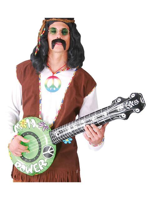 Uppblåsbar Bas Gitarr