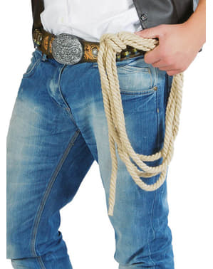 Дикий Захід мотузку