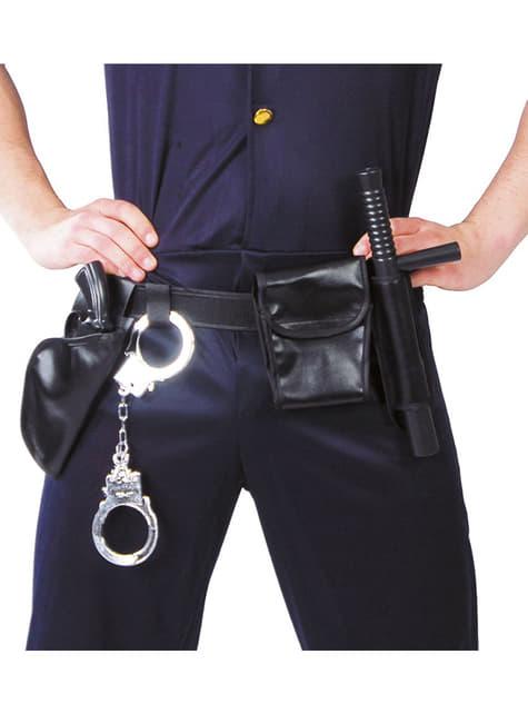 Sada policajného dôstojníka