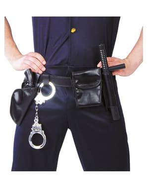 Politi Offiser Sett