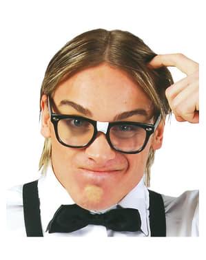 אידיוט משקפיים