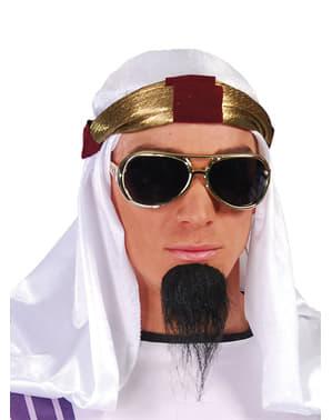 Arabische sjeik tulband