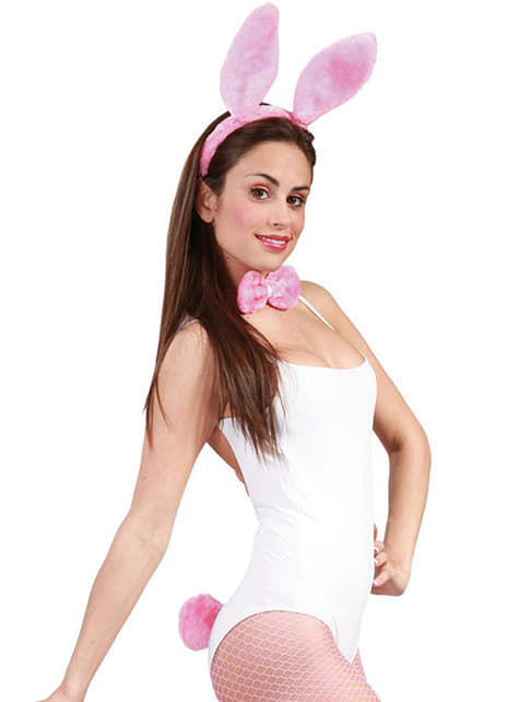 Pink Bunny Set for Women