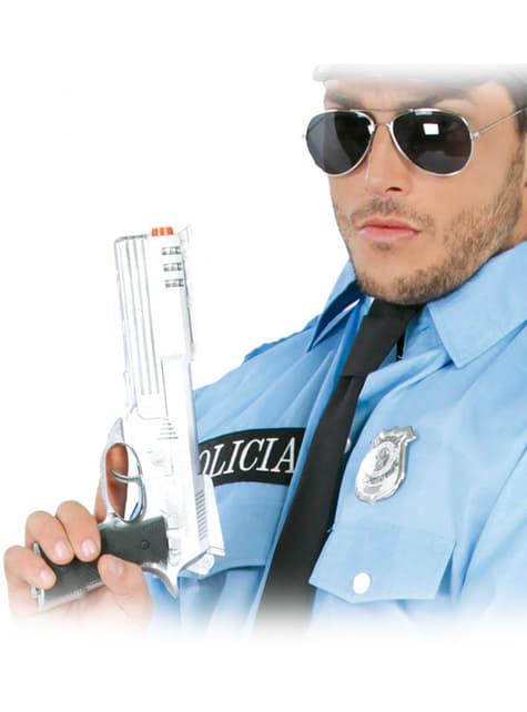 Pistolet de policier