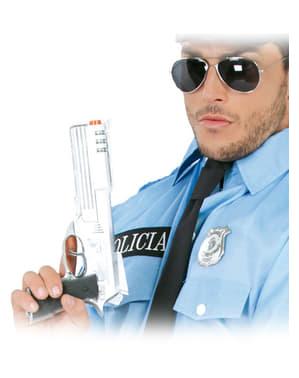 Polizisten Pistole