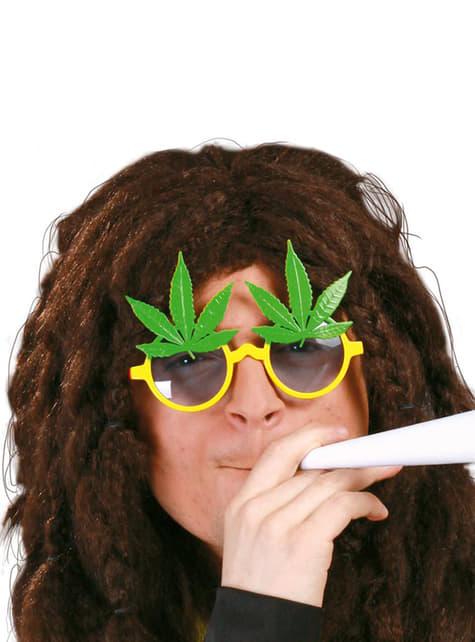 Lunettes de cannabis