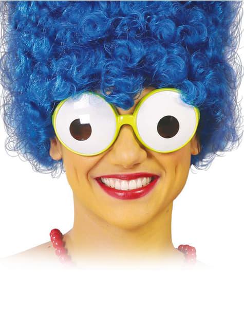 Gafas ojos grandes