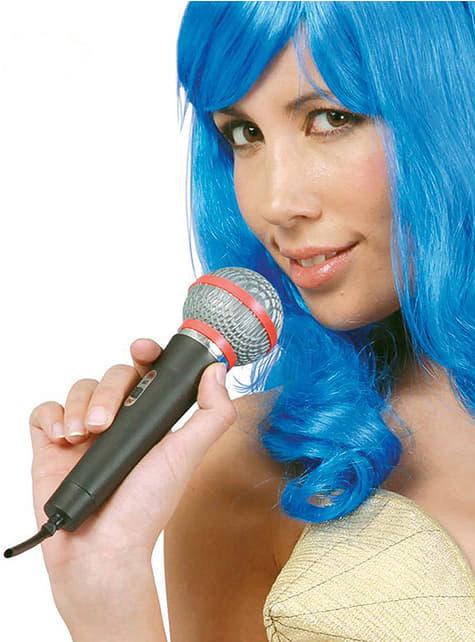 Micrófono de superestrella