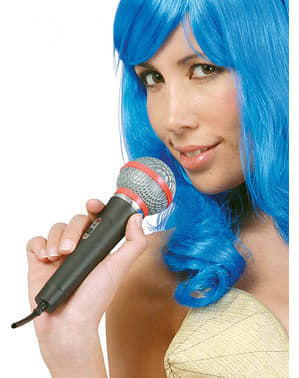 Microfone de superestrela
