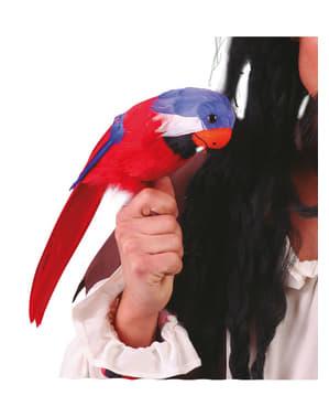 Papagei als Kostüm Zubehör