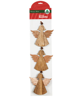 3 Christmas Angel Tree Ornaments