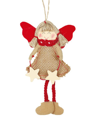 Christmas Angel Tree Decoration