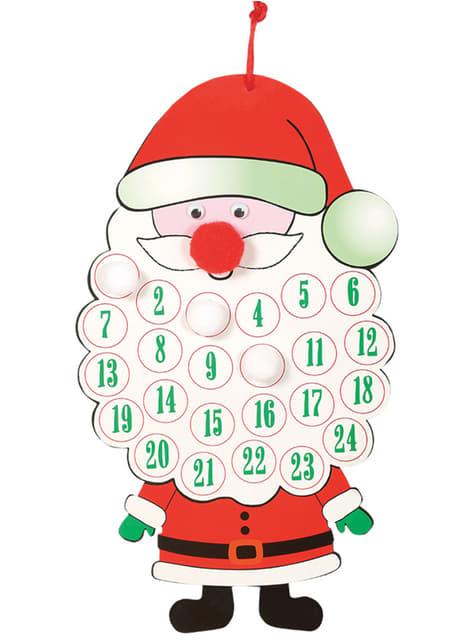 Calendario de adviento de Noel