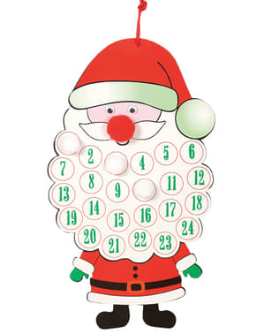 Calendar Advent Noel
