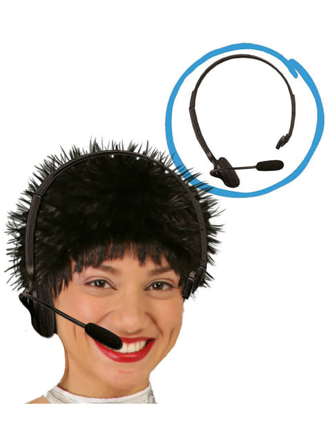 Headset Kundenservice Imitat