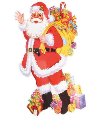 Kerstman Bord Figuur