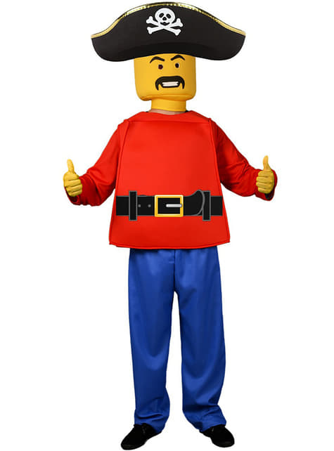 Mr Block Kostyme Voksen