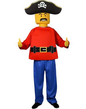 Mr Block Adult Costume