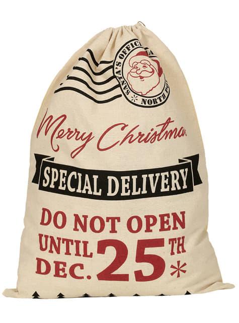 Santa Claus Mail Bag