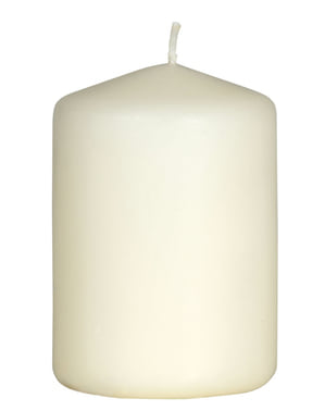 Valkoinen kynttilä