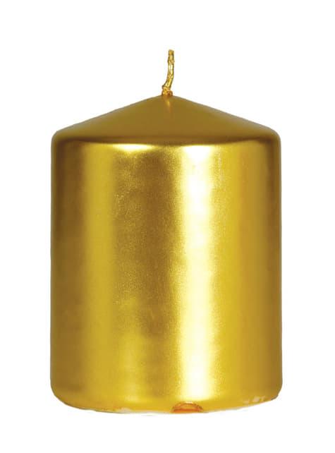 Złota świeczka