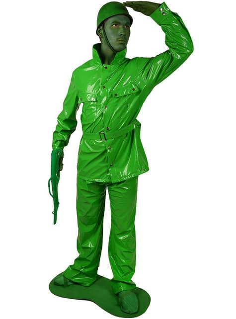 Disfraz soldadito de juguete - hombre