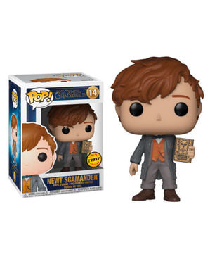 Funko POP! Newt Scamander - Fantastic Beasts - Chase