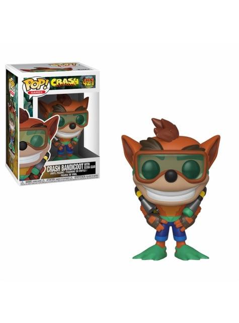 Funko POP! Crash buceador - Crash Bandicoot