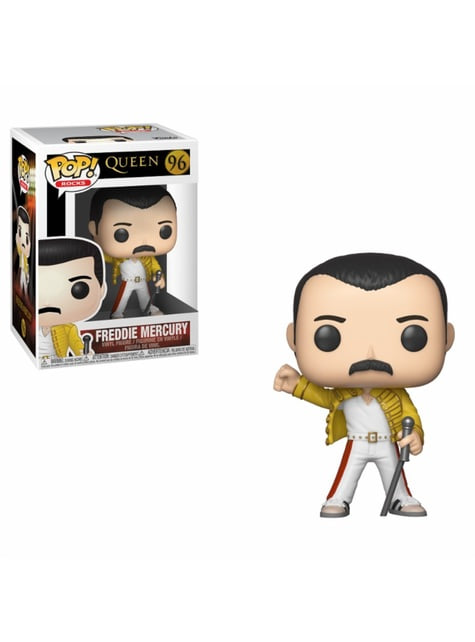 Funko POP! Freddie Mercury Wembley 1986 - Queen