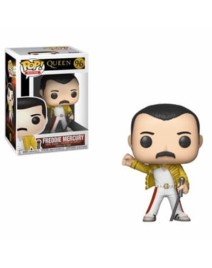 Funko POP! Freddy Mercury Wembley 1986 - Kraliçe