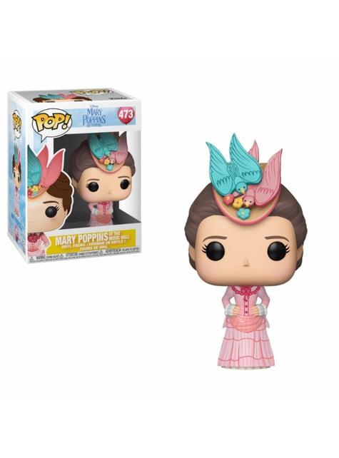 Funko POP! Mary Poppins vestido rosa