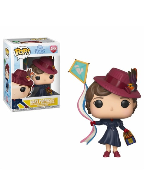 Funko POP! Mary Poppins con cometa