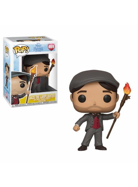 Funko POP! Jack the Lamplighter - Mary Poppins