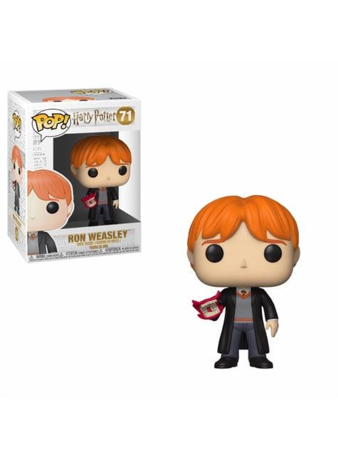 Funko POP! Ron avec Beuglante - Harry Potter