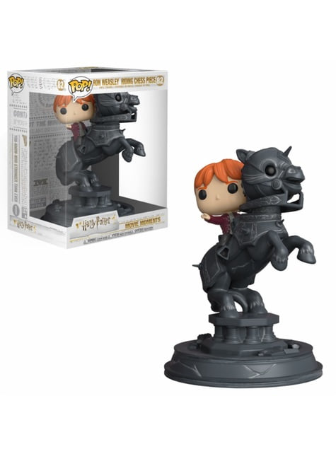 Funko POP! Rides: Ron Riding Chess Piece - Harry Potter
