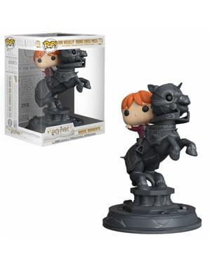 Funko POP! Rides: Ron Riding Chess Piece - Harry Potter