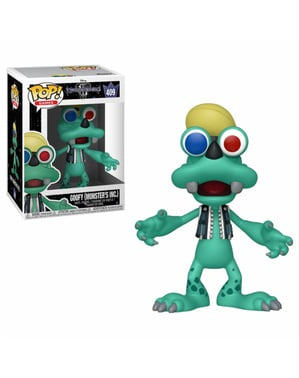 Funko POP! Goofy (Monster's Inc.) - Kingdom Hearts 3